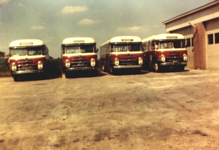 Van Gog 67-57-66 + 65 1965 Volvos