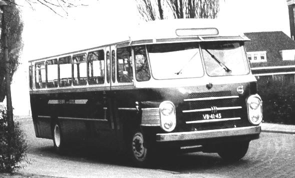 Van Gog 82b 1962 volvo 82