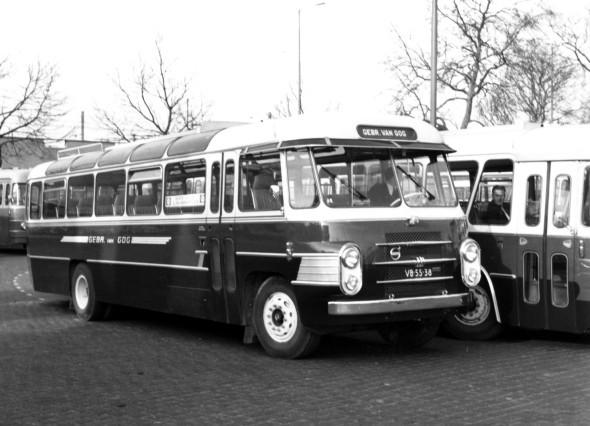 Van Gog 86c 1963 volvo