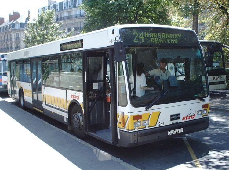Van Hool A 300 - STRD - Dijon