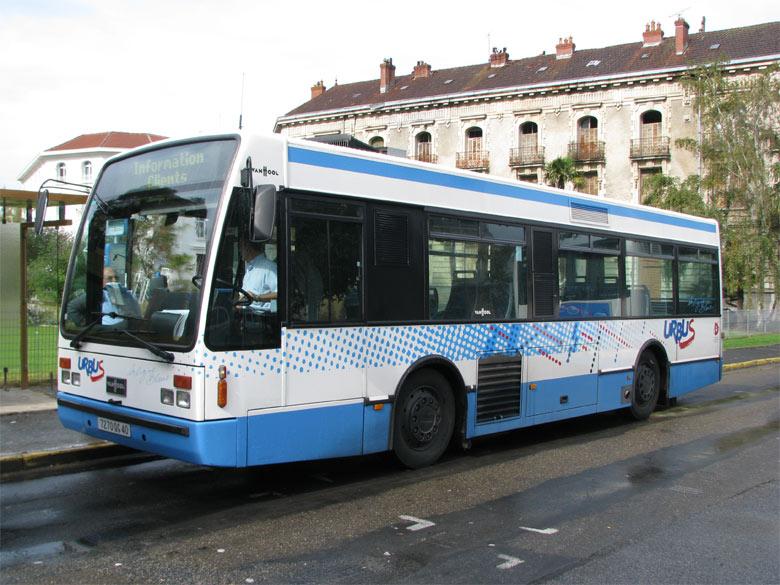 Van Hool A 308 - Urbus - Dax