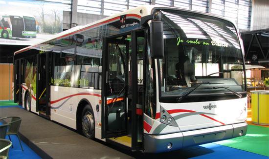 Van Hool A 330 - A 330 CNG