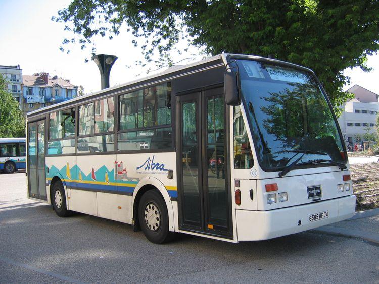 Van Hool A 508 - SIBRA - Annecy