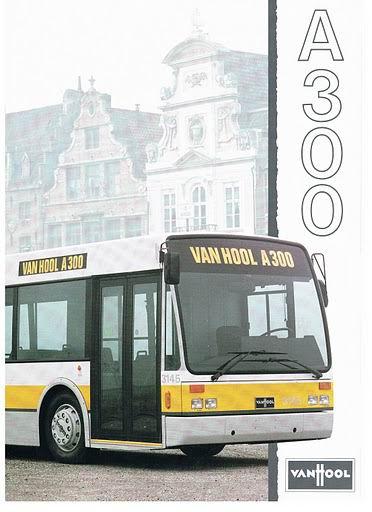 VAN HOOL A300 (0292-073)