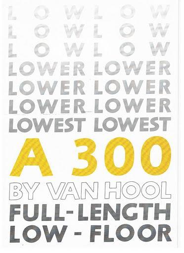 VAN HOOL A300 (0591-067)