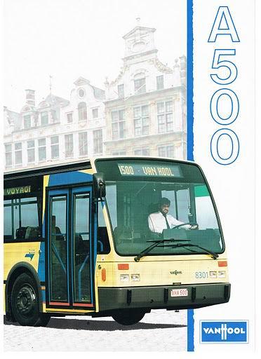 VAN HOOL A500 ((0791-068)