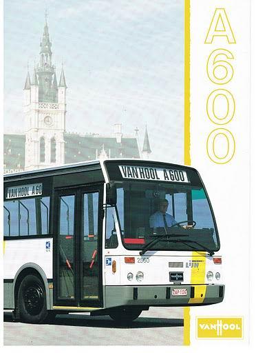 VAN HOOL A600 (0991-069)