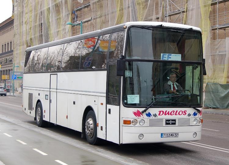 Van Hool Acron T815 SP