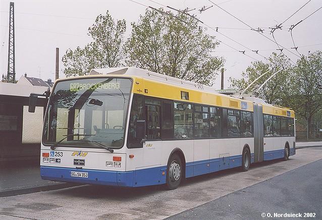 Van Hool AG300T-O-Gelenkbus
