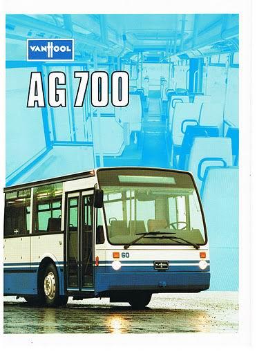 VAN HOOL AG700 (0990-066)
