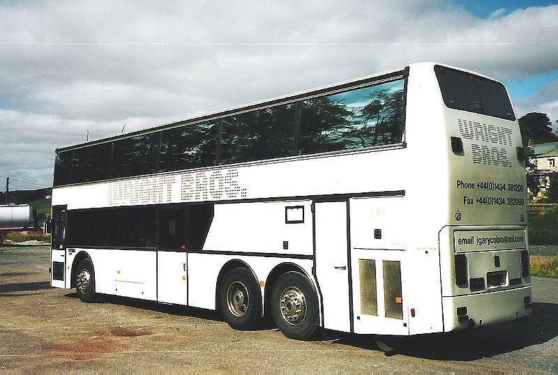 Van Hool Sleeperbus 14