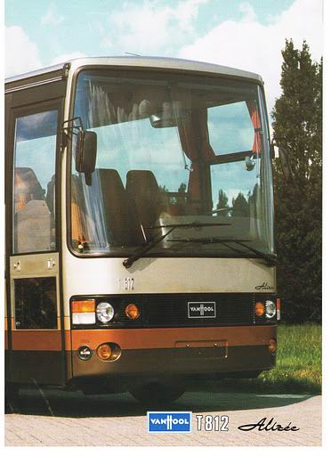 VAN HOOL T 812