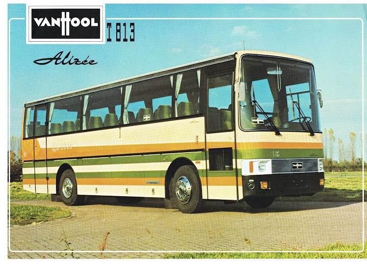 VAN HOOL T813