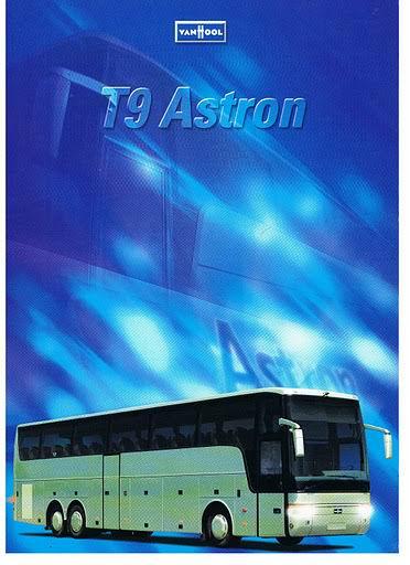 VAN HOOL T9 ASTRON RAI