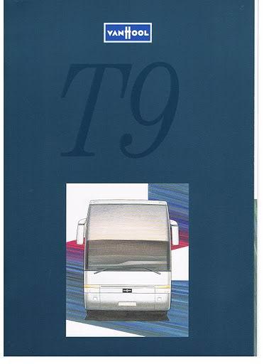 VAN HOOL T9-serie Immage RAI