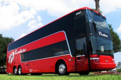 Van Hool TD925 double-decker coach