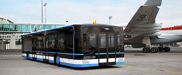Van Hool vliegtuigbus algiers 160pass 146staan en 14 zitpl