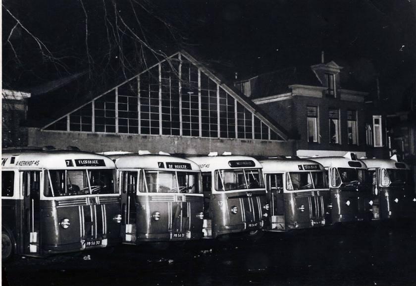 Verheul bussen in Groningen