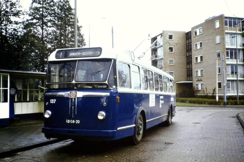 Verheul GVA 137 Arnhem