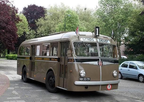 Verheul Stadsdienst NB3379