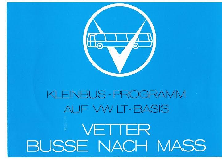 VETTER-VW