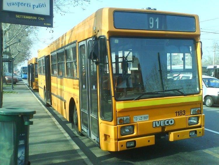 Viberti Turbo City S I