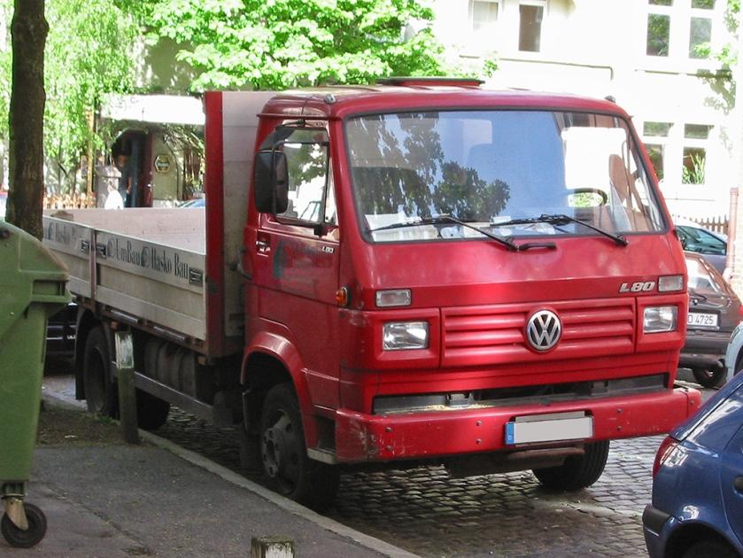Volkswagen L80 1994–2000 (Brazilian built)
