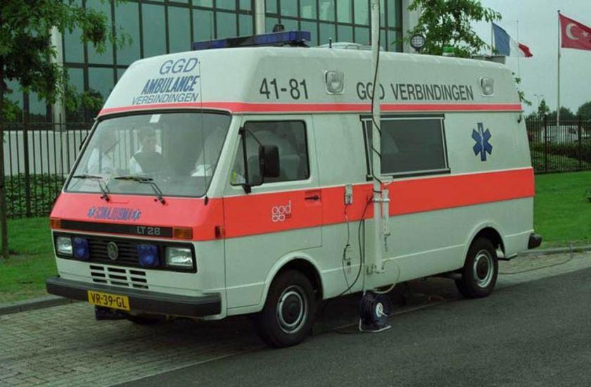 Volkswagen LT NL