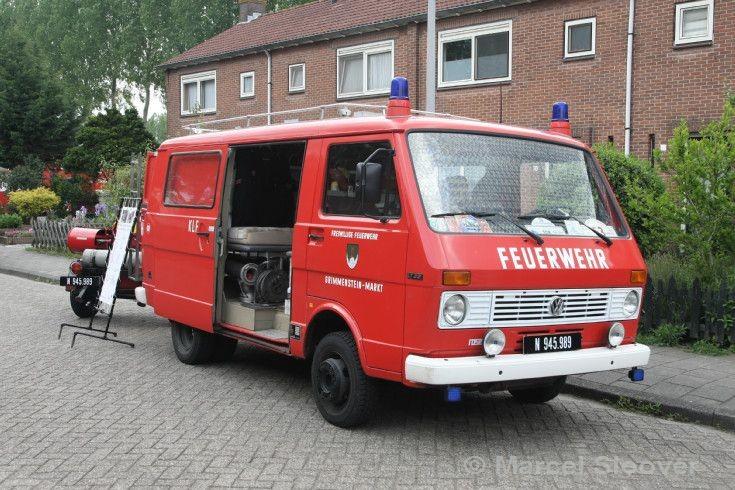 Volkswagen LT Rosenbauer