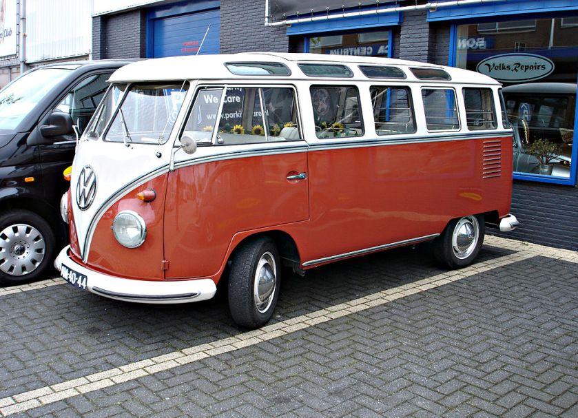 Volkswagen Samba(1)