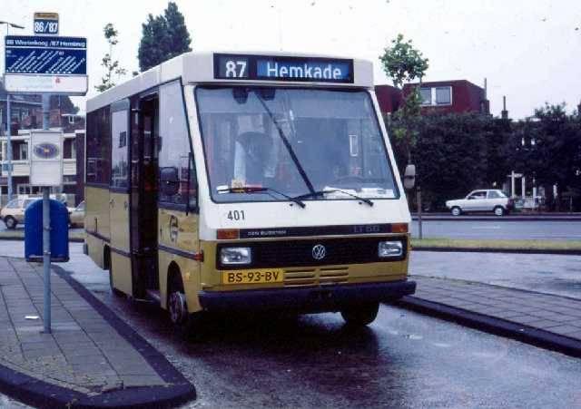 volkwagen LT Enhabo