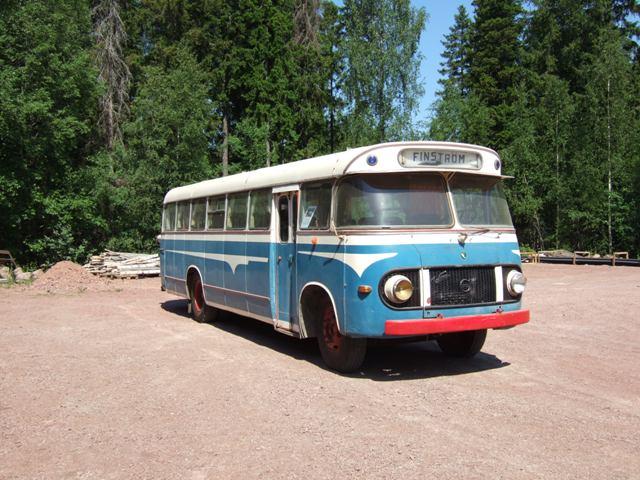 Volvo 513, Siipi Wiima, 1947-1959
