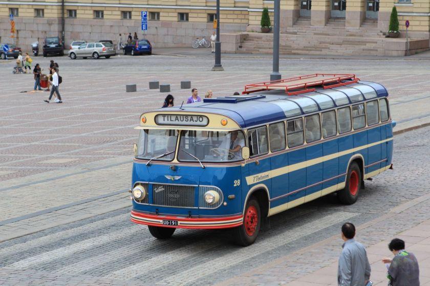Volvo B 61506 Wiima M59 bus
