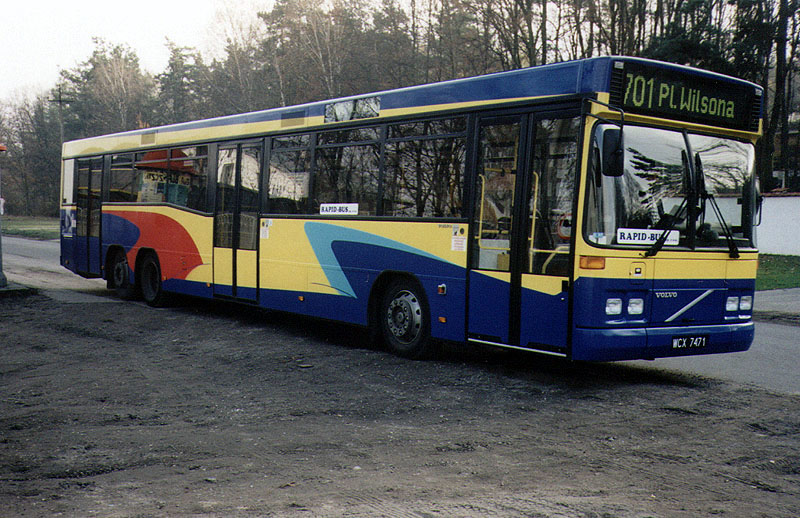 Volvo B10BLE 6x2
