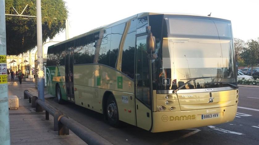 Volvo B8R Euro-6