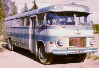 Volvo m 59 Wiima 2A Kuva Jouko Nykänen m 59 Wi 2B