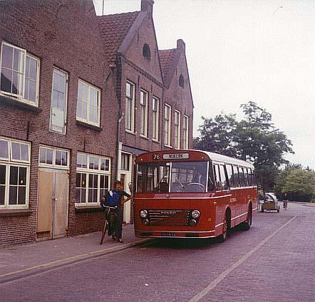 Volvo Tensen nr 33 op270675