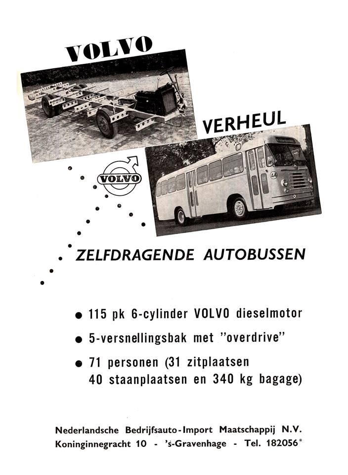 VOLVO VERHEUL Ad