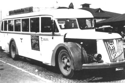 VOMAG-Bus