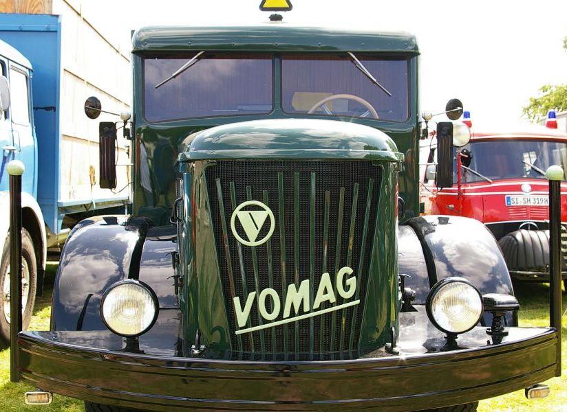 Vomag-LKW