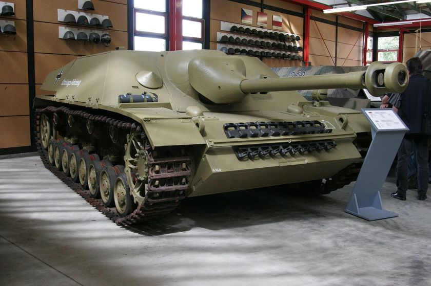 VOMAG war der einzige Hersteller des Jagdpanzer IV