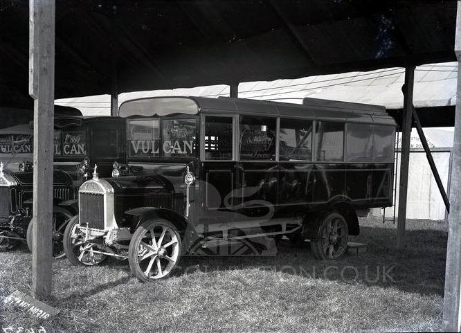 Vulcan Classic Bus