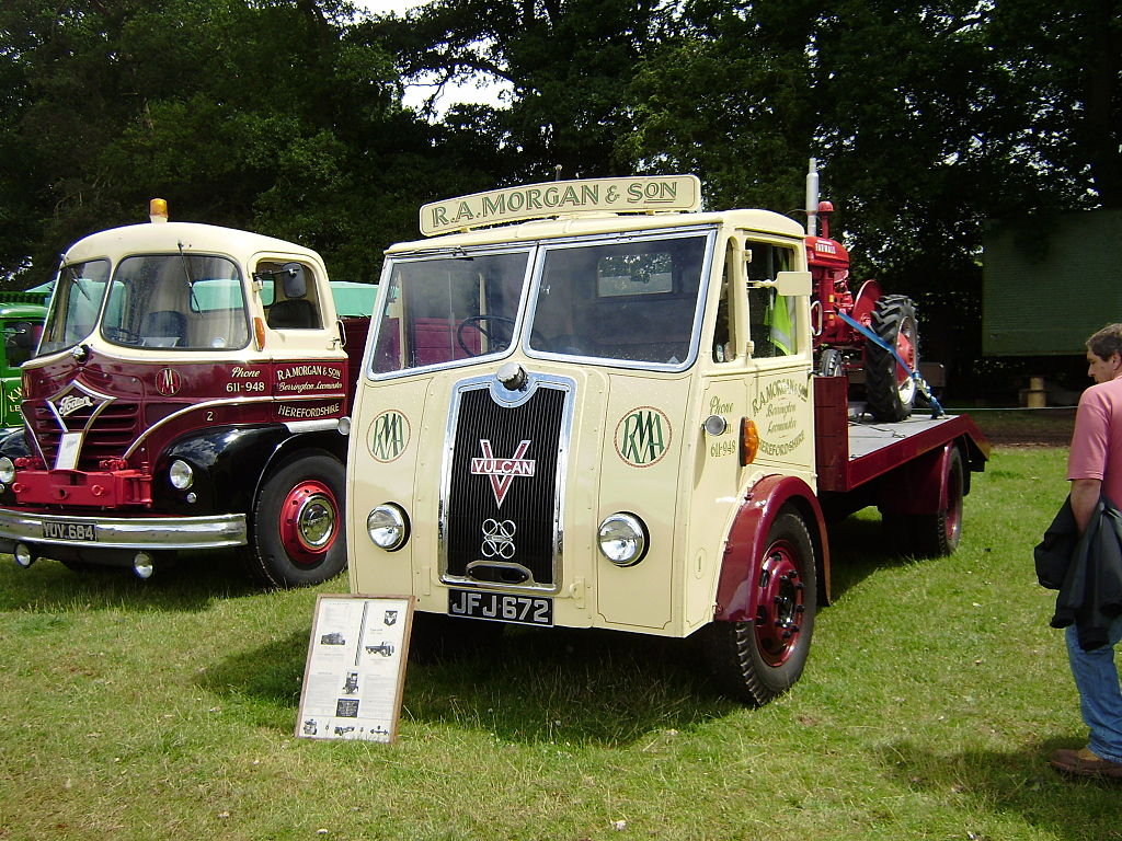 Vulcan motor vehicles southport england cars 1902 1928 for Commercial motor used trucks