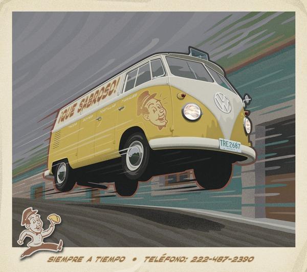 VW Bolletje reclame