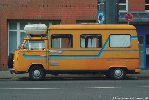 VW Camper Super