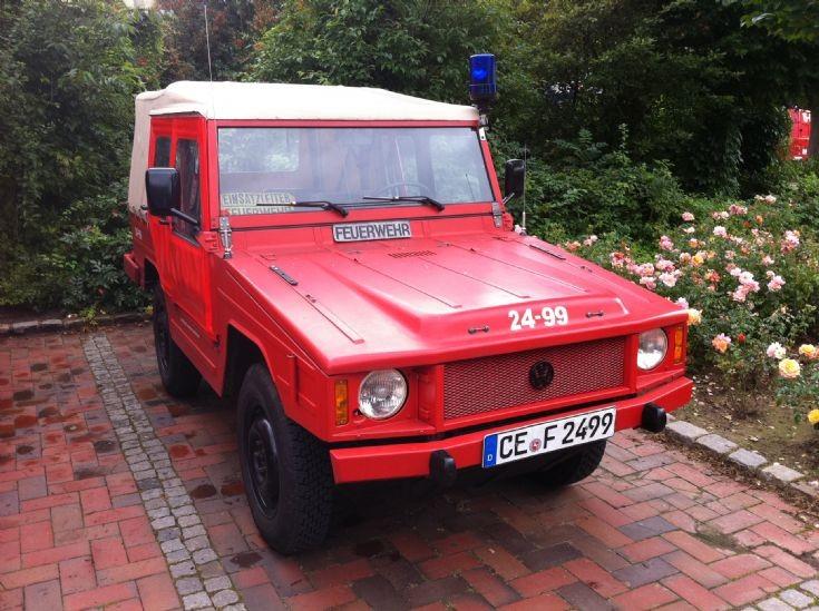VW Feuerwehr