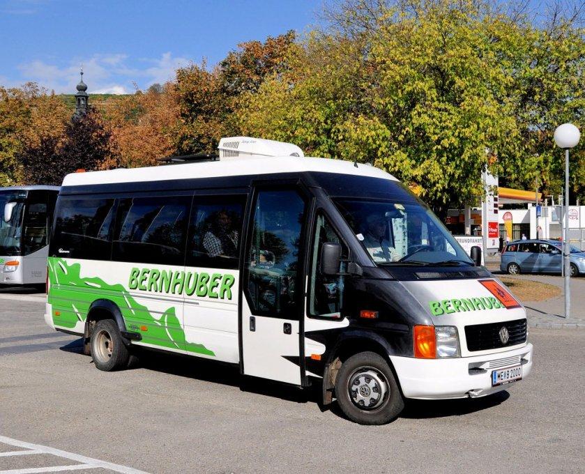 VW Kleinbus von Bernhuber-Österreich