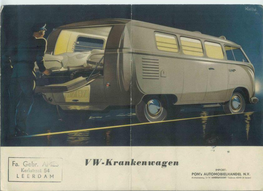VW Krankenwagen