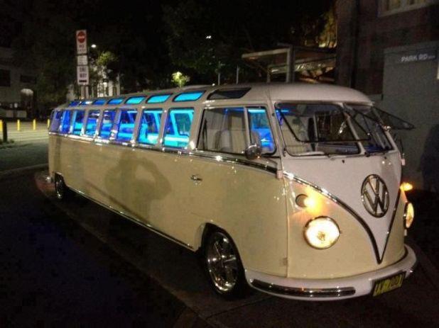 VW Limo Bus