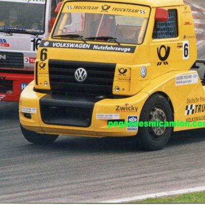VW Post Nutzfahrzeug